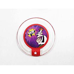Disney Infinity Dr. Doofenshmirtz's Damage-Inator Power Disc 3000007