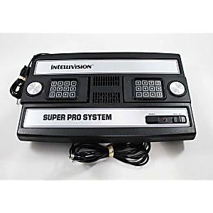 Intellivision Super Pro System Console