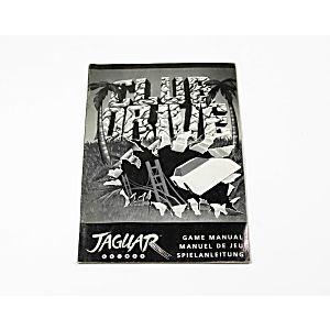 Manual - Club Drive - Atari Jaguar