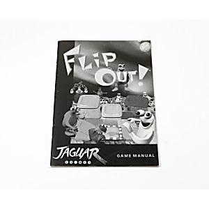 Manual - Flipout - Atari Jaguar