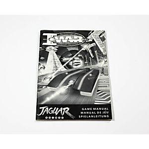 Manual - Iwar - Atari Jaguar