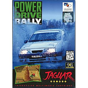 Image result for Jaguar Power Drive rally