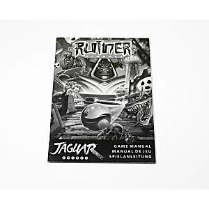 Manual - Ruiner Pinball - Atari Jaguar