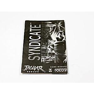 Manual - Syndicate - Atari Jaguar