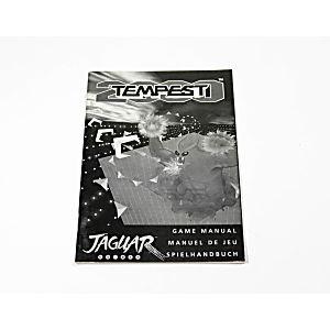 Manual - Tempest 2000 - Atari Jaguar