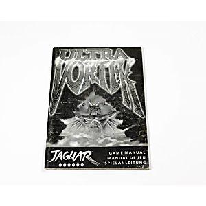 Manual - Ultra Vortek - Atari Jaguar