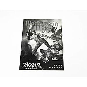Manual - Wolfenstein 3D - Atari Jaguar