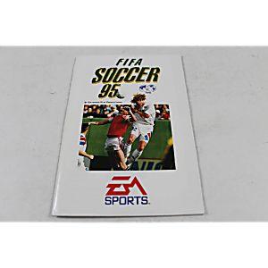 Manual - Fifa 95 - Sega Genesis