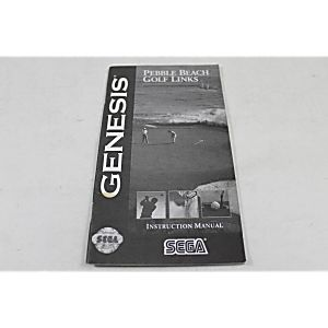 Manual - Gen_Pebble_Beach_Golf_Links