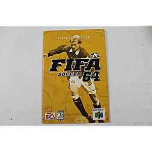 Manual - Fifa Soccer 64 - Nintendo N64