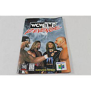 Manual - Wcw/Nwo Revenge - Nintendo N64