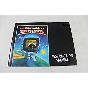 Manual - Captain Skyhawk - Nes Nintendo
