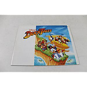 Manual - Disney's Duck Tales - Nes Nintendo