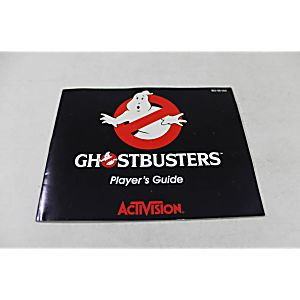 Manual - Ghostbusters - Classic Fun Nes Nintendo