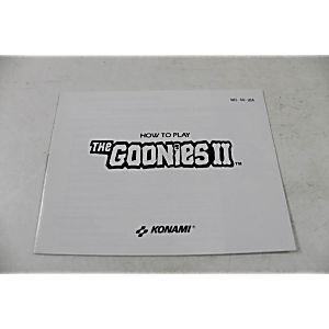 Manual - Goonies 2