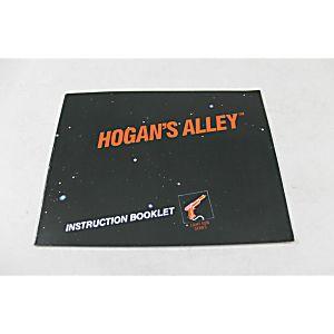 Manual - Hogan's Alley - Great Nes Nintendo Light Gun