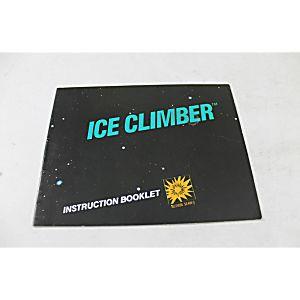 Manual - Ice Climber - Fun Nes Nintendo