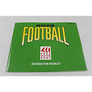 Manual - Nes Play Action Football - Fun Nintendo