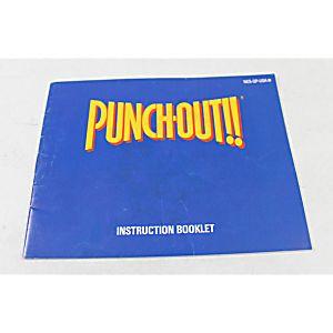 Manual - Punch-Out Fun Nes Nintendo Punchout