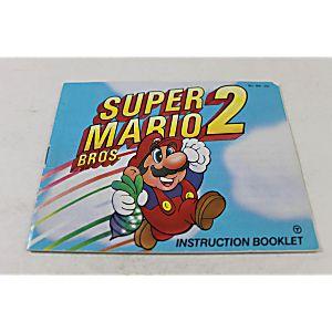 Manual - Super Mario Brothers 2