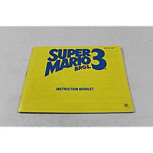 Manual - Super Mario Brothers 3