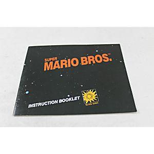 Manual - Super Mario Brothers - Fun Nes Nintendo Bros.