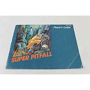 Manual - Super Pitfall - Classic Fun Nes Nintendo