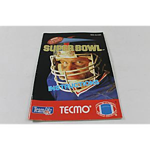 Manual - Tecmo Super Bowl