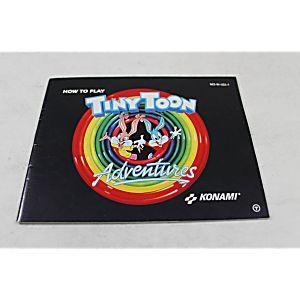 Manual - Tiny Toon Adventures - Nes Nintendo