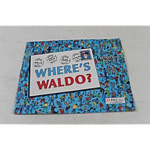 Manual - Where's Waldo - Nes Nintendo