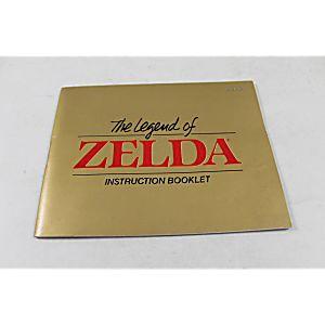 Manual - Legend Of Zelda