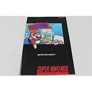 Manual - Mario Paint