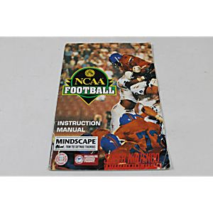 Manual - Ncaa Football