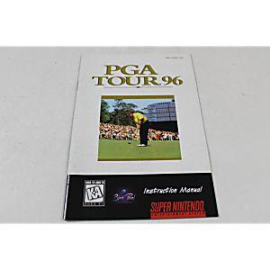 Manual - Pga Tour Golf 96