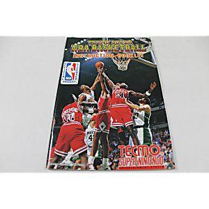 Manual - Tecmo Super Nba Basketball - Snes Nintendo