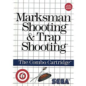 Marksman Shooting and Trap Shooting