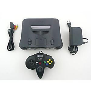 Original Nintendo 64 System
