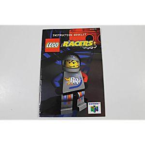 Manual - LEGO Racers