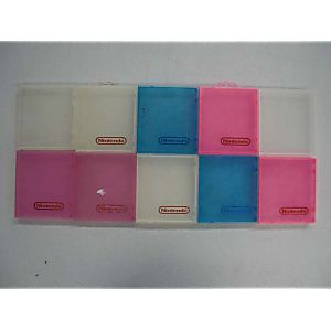 Lot of 10 NES Game Cases