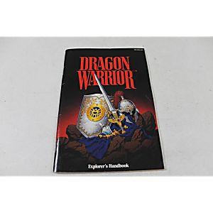 MANUAL- Dragon Warrior Explorer's Handbook