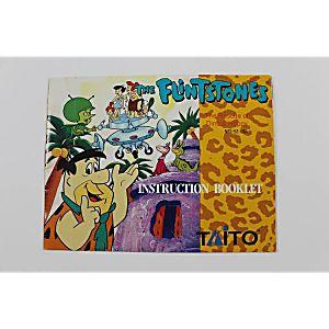 Manual - Flintstones Rescue Of Dino & Hoppy - Nes Nintendo