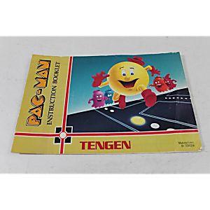 MANUAL- PAC-MAN TENGEN