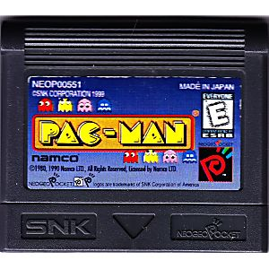 Pac-Man (USA Version)