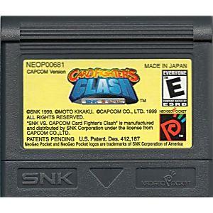 SNK vs. Capcom Cardfighter's Clash Capcom Yellow