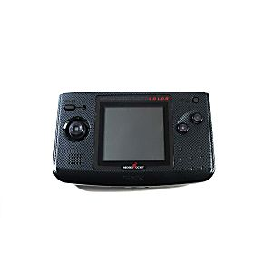 Rare NeoGeo Pocket Color System - Carbon Fiber Edition