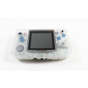 Rare NeoGeo Pocket Color System - Crystal White