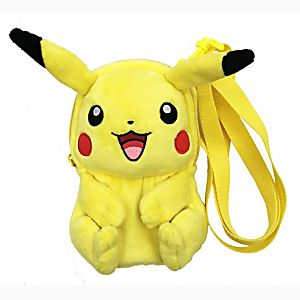 New 3DS XL Pikachu Full Body Pouch
