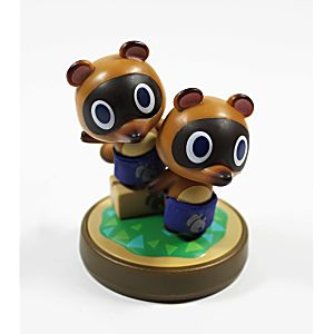 Timmy and Tommy Nook (Animal Crossing) Amiibo