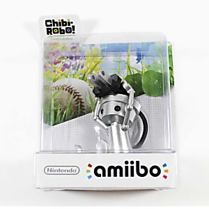 Chibi-Robo! Figure in box