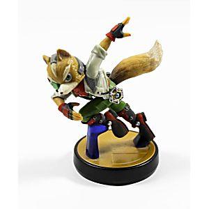 Fox (Super Smash Bros) Amiibo